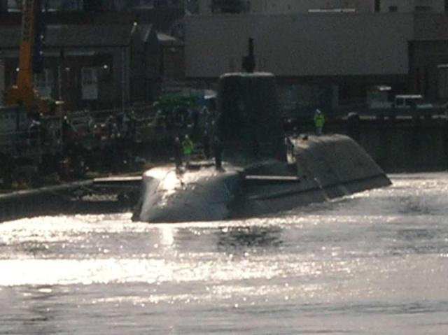 Trafalgar & Astute Class Submarine (SSN Fleet Submarines) 43652310