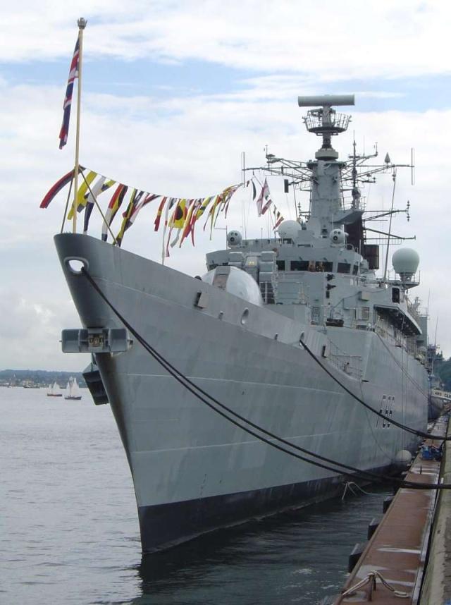 Type 22 Class frigate 43670510