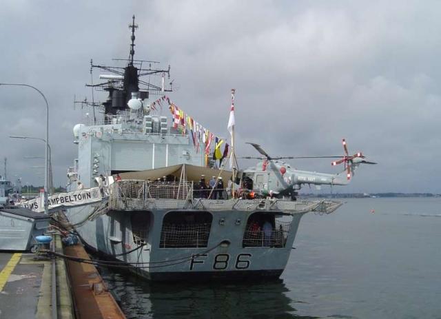Type 22 Class frigate 43670910