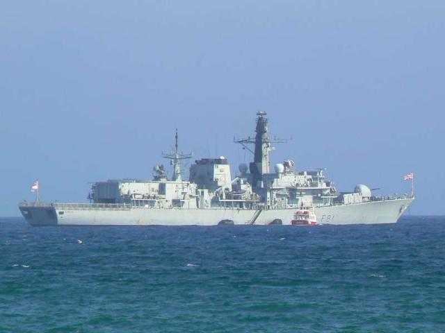 Type 23 Class frigate 44154410