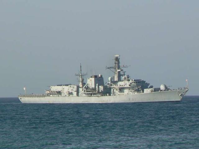 Type 23 Class frigate 44155310