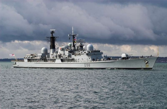 Type 42 Class destroyer - Page 2 44169510