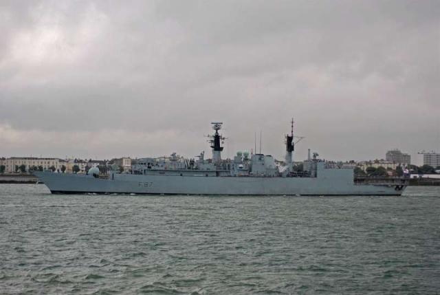 Type 22 Class frigate 44922910