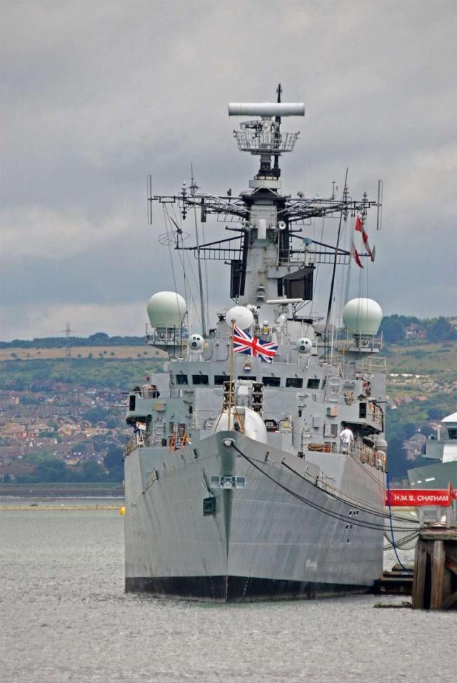 Type 22 Class frigate 44923010