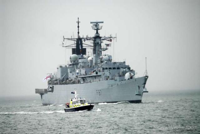Type 22 Class frigate 44946010