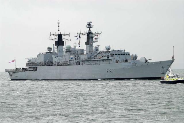 Type 22 Class frigate 44946210