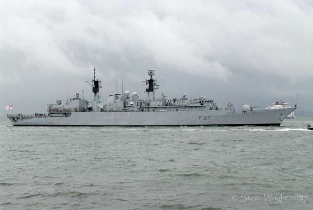 Type 22 Class frigate 44946310