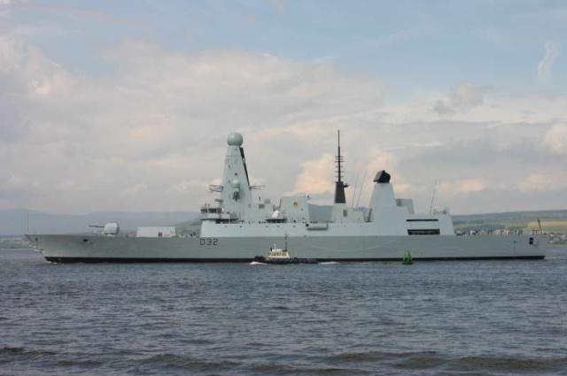 Type 45 Class destroyer 45887010