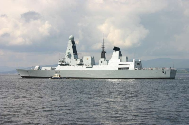 Type 45 Class destroyer 45888010