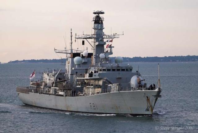 Type 23 Class frigate 49648910