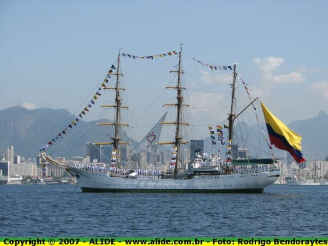 Colombian Navy - Marine Colombienne 49880310