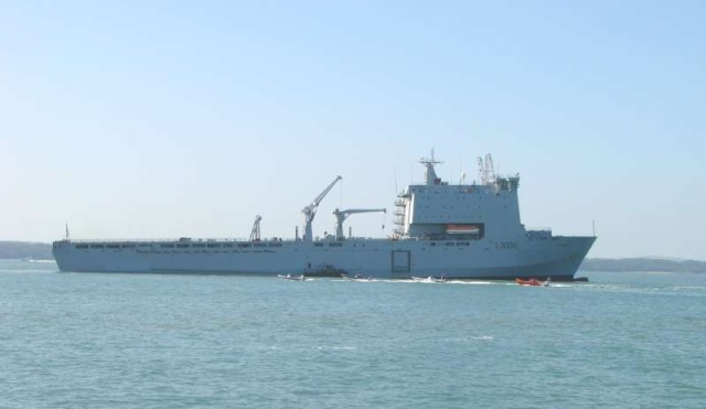 RFA : Royal Fleet Auxiliary 50163910