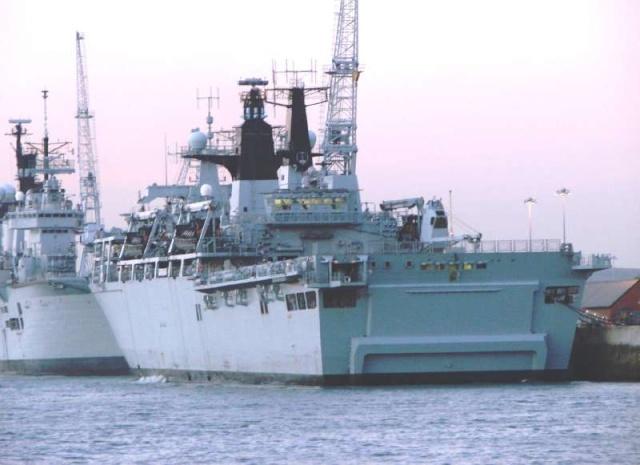 Assault Ships - Landing Platform Dock Ships (LPD's) 50165710