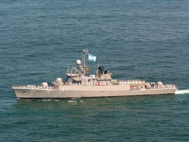 Argentine Navy - Marine de l'Argentine 50200610