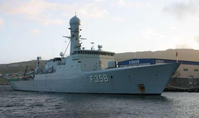 Danish Navy - Marine Danoise 50547010