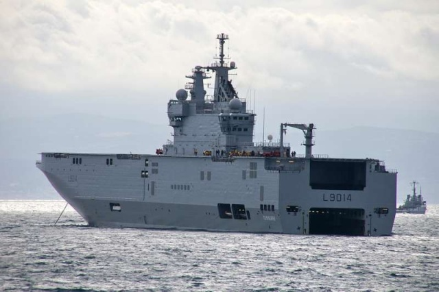 BPC Mistral, Tonnerre & Dixmude 50608010