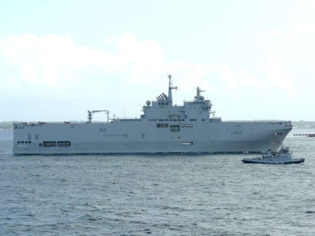BPC Mistral, Tonnerre & Dixmude 50853810