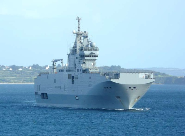 BPC Mistral, Tonnerre & Dixmude 50853910