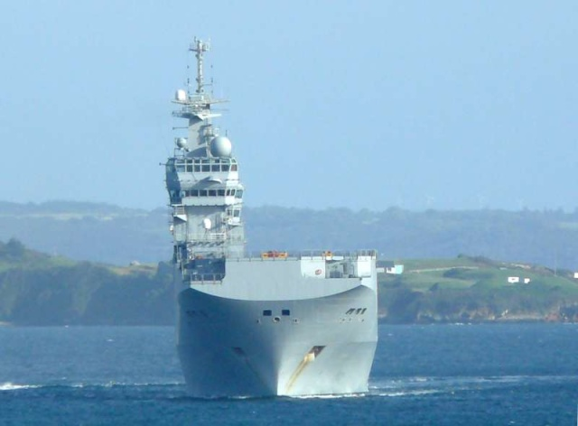 BPC Mistral, Tonnerre & Dixmude 50854010