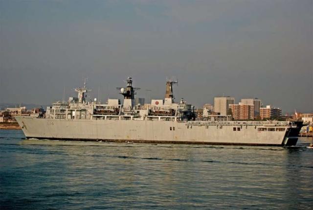 Assault Ships - Landing Platform Dock Ships (LPD's) 51010110
