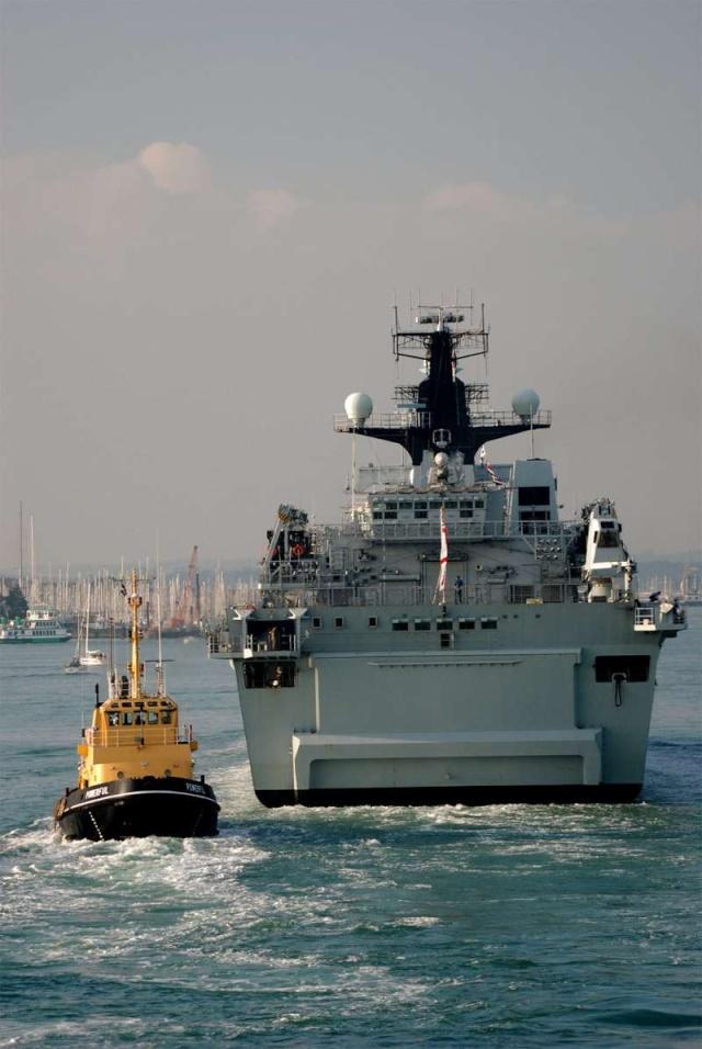 Assault Ships - Landing Platform Dock Ships (LPD's) 51010310