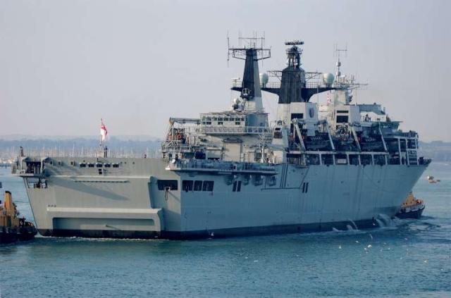 Assault Ships - Landing Platform Dock Ships (LPD's) 51010710
