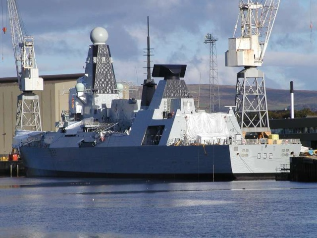 Type 45 Class destroyer 51067310