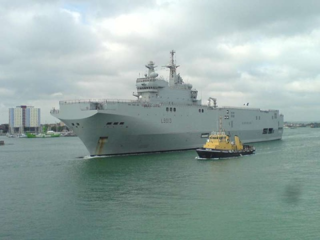 BPC Mistral, Tonnerre & Dixmude 51475610
