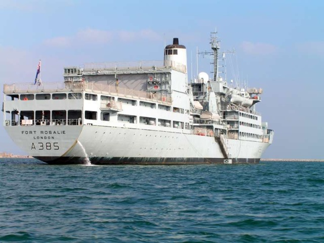 RFA : Royal Fleet Auxiliary 51560210