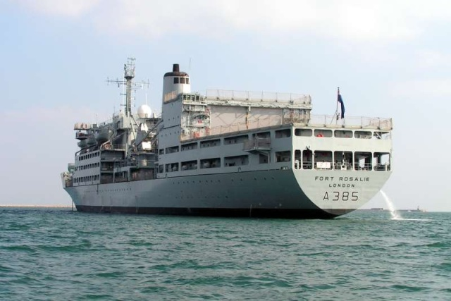 RFA : Royal Fleet Auxiliary 51560510