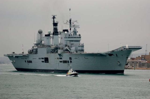 Aircraft Carriers (HMS Ark Royal & HMS Illustrious) 51618610