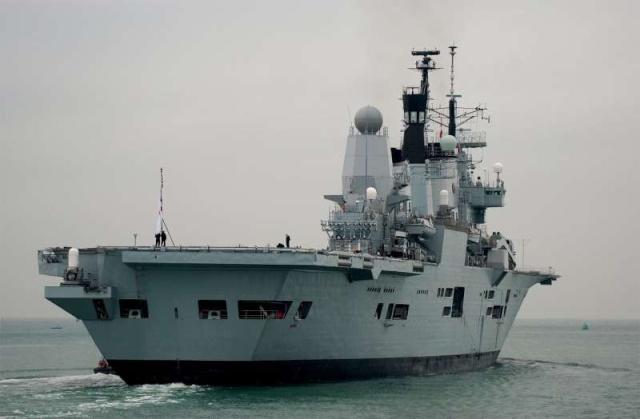 Aircraft Carriers (HMS Ark Royal & HMS Illustrious) 51618710