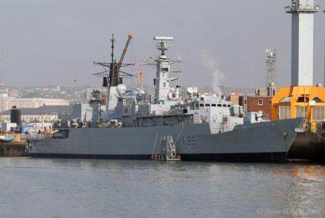 Type 22 Class frigate 51885310