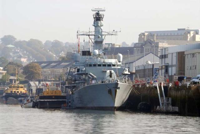 Type 23 Class frigate 51885810