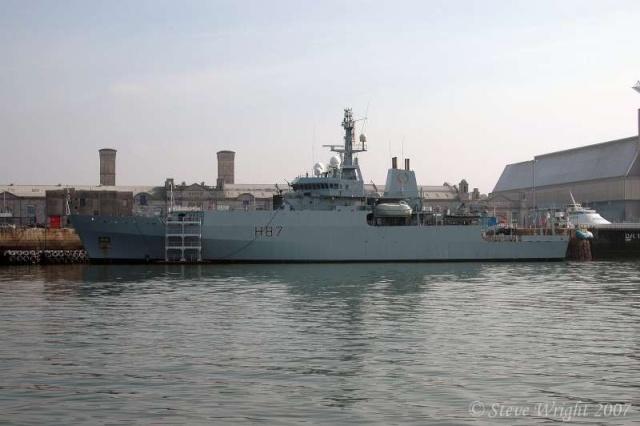 Survey & Hydrographic/Oceanographic Vessels 51886310