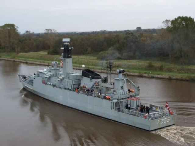 Danish Navy - Marine Danoise 52011610