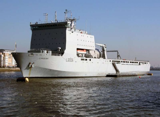 RFA : Royal Fleet Auxiliary 52032810