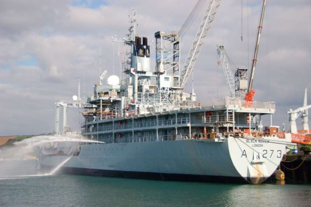 RFA : Royal Fleet Auxiliary 52103710