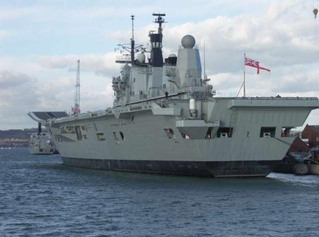 Aircraft Carriers (HMS Ark Royal & HMS Illustrious) 52542210