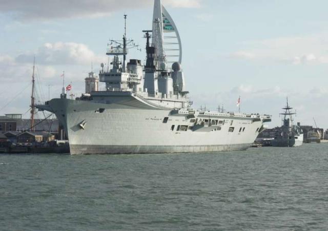 Aircraft Carriers (HMS Ark Royal & HMS Illustrious) 52542510