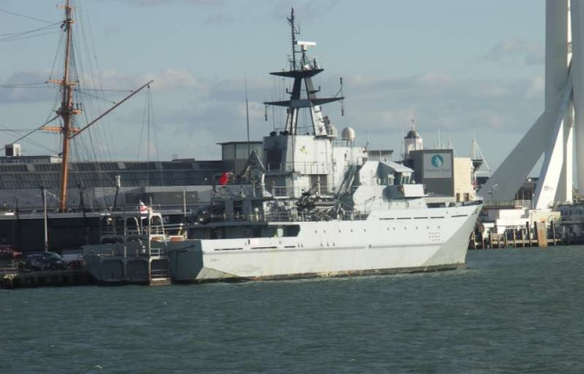 River-class Offshore Patrol Vessels (Batch 1 & 2) 52545410