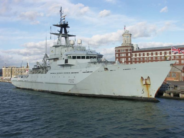 River-class Offshore Patrol Vessels (Batch 1 & 2) 52545510