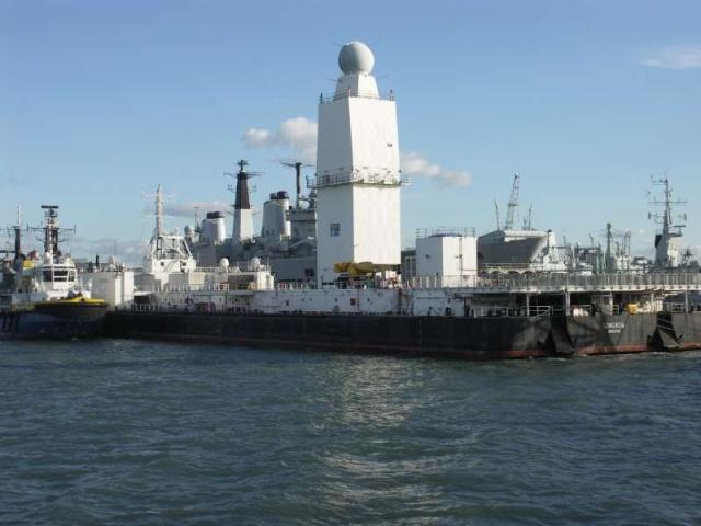 Type 45 Class destroyer 52604210