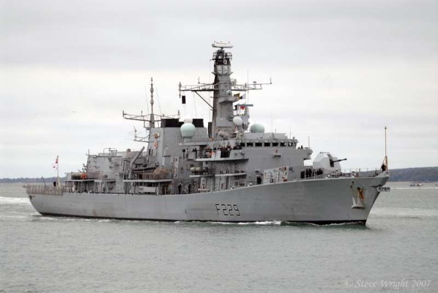 Type 23 Class frigate - Page 2 52741410