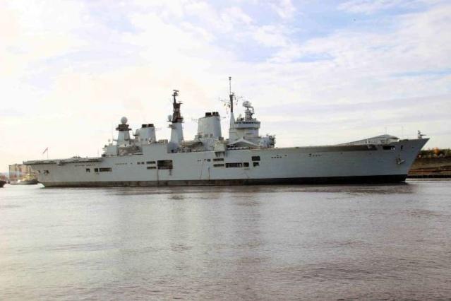 Aircraft Carriers (HMS Ark Royal & HMS Illustrious) 52846410