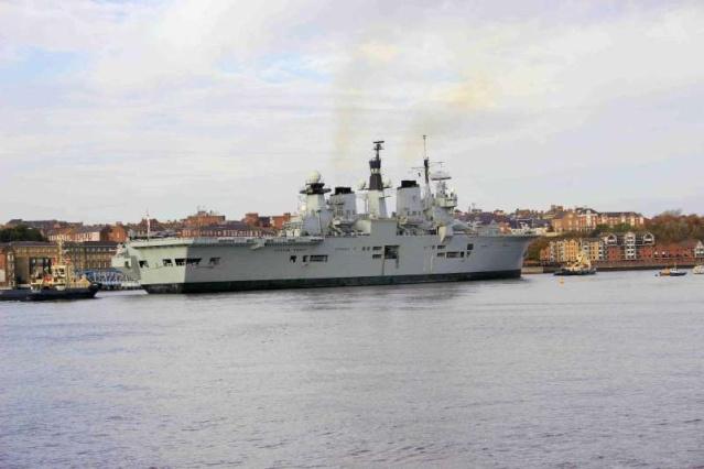 Aircraft Carriers (HMS Ark Royal & HMS Illustrious) 52846610