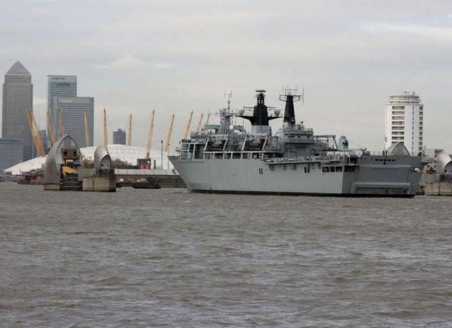 Assault Ships - Landing Platform Dock Ships (LPD's) 52981310