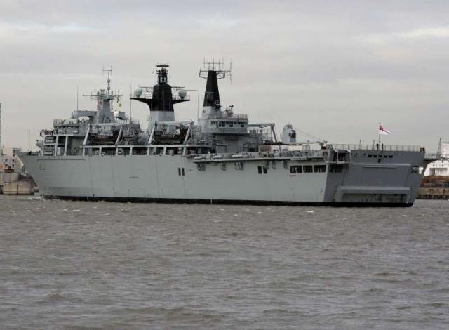 Assault Ships - Landing Platform Dock Ships (LPD's) 52981410