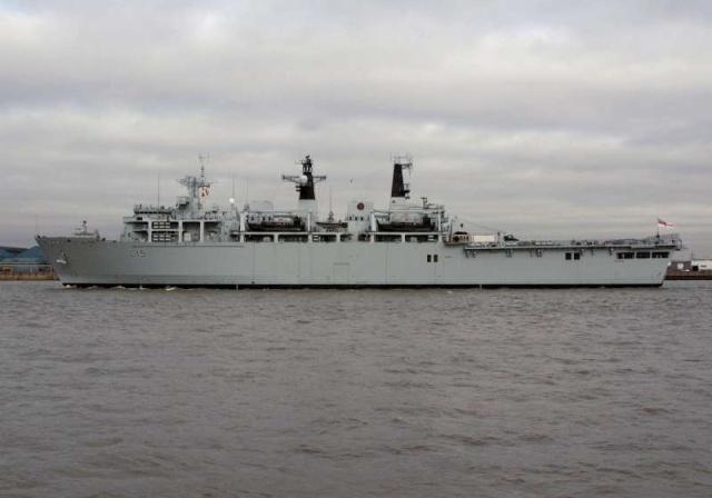 Assault Ships - Landing Platform Dock Ships (LPD's) 52981510
