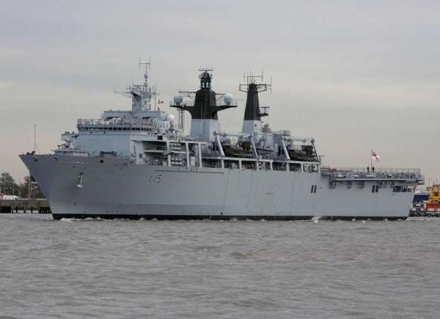 Assault Ships - Landing Platform Dock Ships (LPD's) 52981610